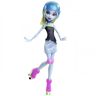 Monster High, Эбби Боминабл, серия Спорт