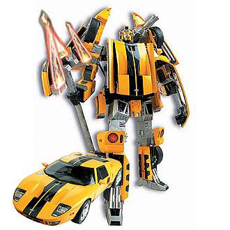Роботы-трансформеры игрушки