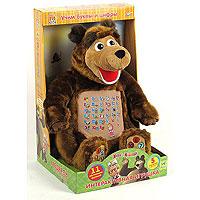Развивающая игрушка мишка 11 программ