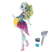 Игрушка - Mattel Monster High, Лагуна Блю, серия Вечеринка