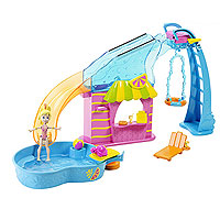 ������� - Mattel ����� Polly Pocket � ���������, Mattel